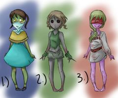 L4D2 Adopts~ Female by RiseAgainstCEDA