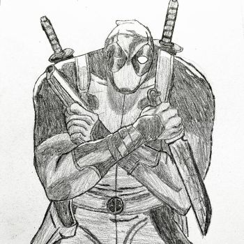 Deadpool by CambodianFire