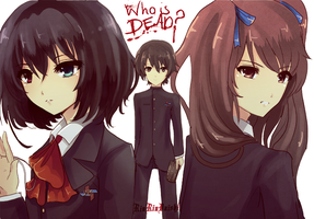 Another- Who is DEAD? by RinRinDaishi