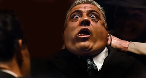 The Godfather-Luca Brasi by donvito62