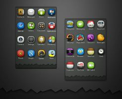 no dock, no app drawer by altavizta