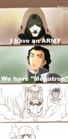 Amon VS Kuvira Round 2 by TimothyPan