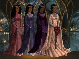 Lord-of-the-Rings-Azaleas-Dolls 44 by SweetteeStanley18