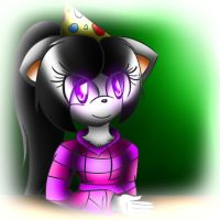 .:Gift for nerdinc12- Eva the cat:. by Kathy-the-echidna