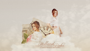 Holland Roden. I know a girl from a fantasy. by Jenrisha