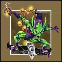 The Green Goblin by fabfactor