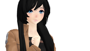 i change her face a lot by aexlyii