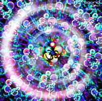 Psychedelic OM 2 by Sinbatollica