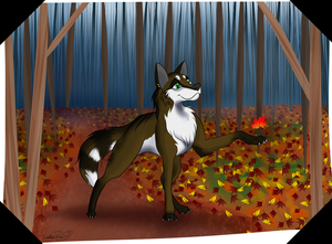 .:Autumn Leaves:. by Panacea-for-Placebo