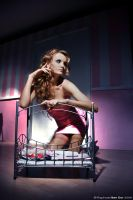 Dollhouse Barbi III by Raphael-Ben-Dor