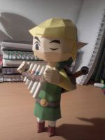 Link Papercraft by arcanin-ex
