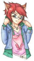 2012 Portrait by fireprincess38fox