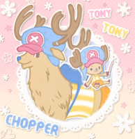 tonytonychopper by inano2009