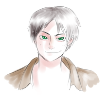 Someone Different Like Eren by Katrona