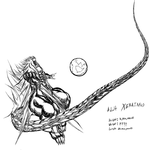 God Of Monsters Profile Adult Xeraimus by exuitirteiss