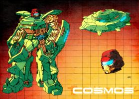 DON Cosmos by dcjosh