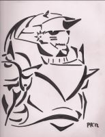 Alphonse Elric by MildlyConfused