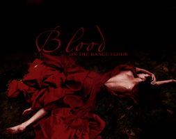blood on the dance floor by claudiaV3