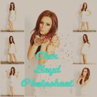 Cher Lloyd Photoshoot by bypame