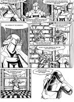 Untitled Comic Project: Page 3 by HolyLancer9