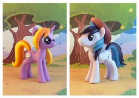 Sunny Pear and Nautilus by krowzivitch