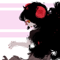 aradia is pretty by Nauseatingly
