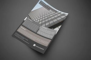 Business Corporate Flyer V2 by glenngoh