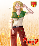 APH : Auvergne by galaatear