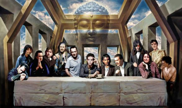 Last Rock n Roll Supper by spoof-or-not-spoof