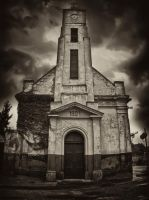 _Evangelical Church_ by SorrowScavenger