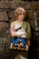 Ordon Link by thatbloodypirate