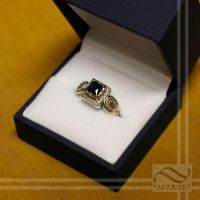 WoW Alliance Engagement ring by mooredesign13