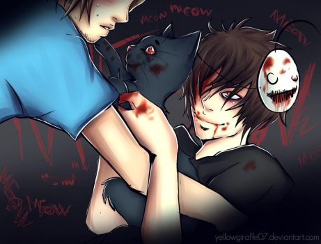 PewdieCry: Cat therapy... by Micatsa