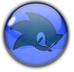Sonic Gloss Icon by Omegarix93