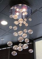 The Bubbles Chandelier by ShipperTrish