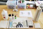 My Tools and Workspace by HowManyDragons