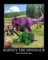 Barney and Friends by maybetoby
