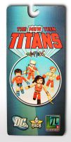 Teen Titans Minimates Packaging by luke314pi