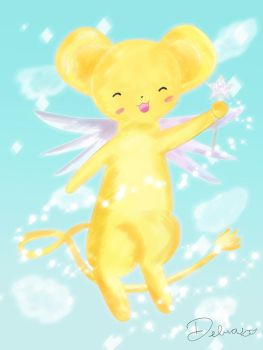Kero Chan the Fairy by winter-melody
