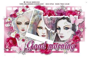 Harrison - Good Morning by CreativeDesignOutlet