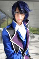 I'm watching you - Munakata Reishi cosplay by SirFancypantsIV