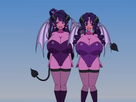 Sexy Monster Mansion-Sia the Succubus TF-P9 by emailed333