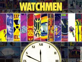 Watchmen Wallpaper by Armindoww