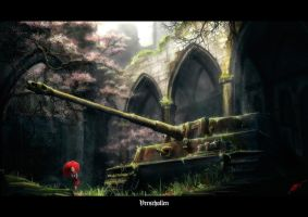 Verschollen by Luches