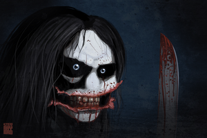 Jeff the Killer by StevenRayBrown