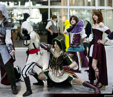 Assassin's Creed at MCM Expo by MattiasMay