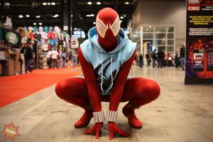 Scarlet Spider - C2E2 by cry-baby-cry