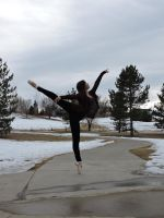 Simple Arabesque by MelissMySiss