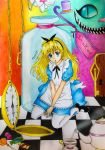 Alice in Wonderland + Drawing Video by Amana-Jackson
