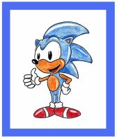 .: Sonic AoSth Style :. by funkyjeremi